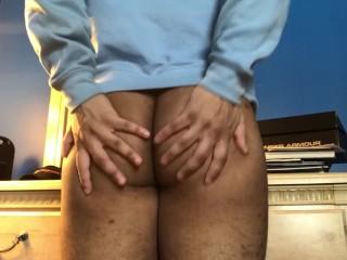 Tee Tee's plump booty