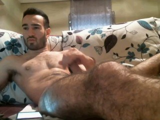 CuteGuy stroking