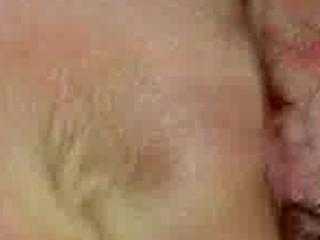 Masturbating with finger