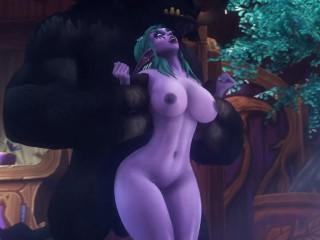 Warcraft Tyrande Whisperwind