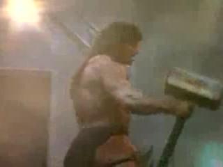 Bodybuilder Barbarian
