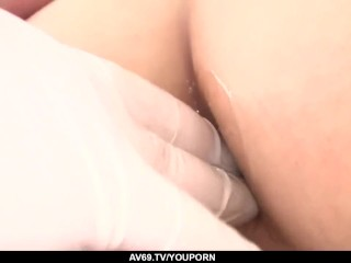 Gorgeous ass fucking and nudity by Yuzuha Takeuchi – More at 69avs.com