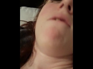 Teen masturbating and rough sex/foreplay roleplay.
