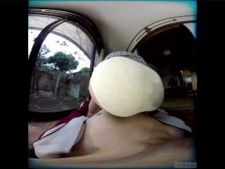 JAV VR via ZENRA Yukari Miyazawa Butt in Your Face