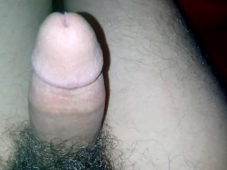 My dick getting hard