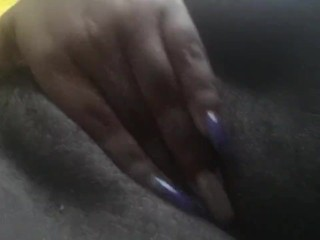 Masturbating in the afternoon