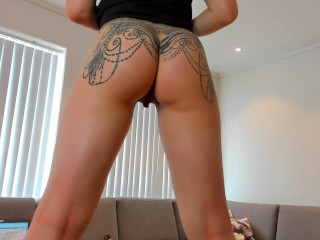 Kerryjoy's asshole and squats