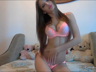 All rainbow colors  loredany on webcam