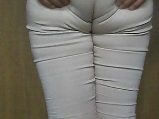 CD Mayumi Round Ass with Skinny Pants 001