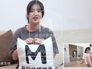 麻豆传媒女主访谈
