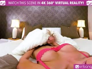 VR BANGERS – Sleeping Beauty – Horny Barbara VR Masturbation