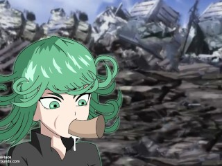 One Punch Man: Tatsumaki parody