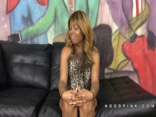 Mocha Sinn loves to be used by whites