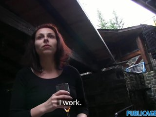 PublicAgent Holiday maker gets fucked