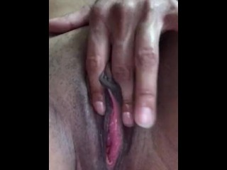 Dripping tight wet pussy
