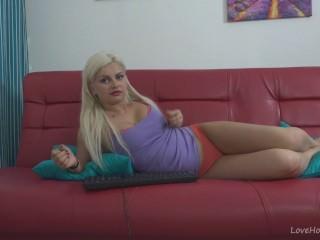 Beautiful Lana Sweet looks super hot