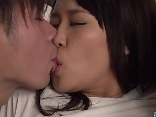Saki Sudou devours cock in rough hardcore