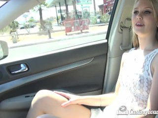 CastingCouch X Petite Lily Rader fucked and facialed by casting agent