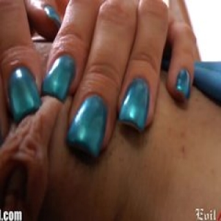 EvilAngel Close Up Pussy and Masturbation