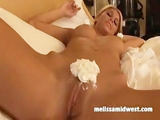 Melissa Midwest – Whipped Cream And Banana