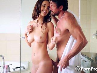 PornPros – Brunette Dillion Harper fucked