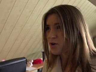 Kinky Teen school girl seduces old teacher for hot sex