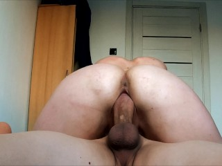 Big Ass Classmate Fucked and Creampied