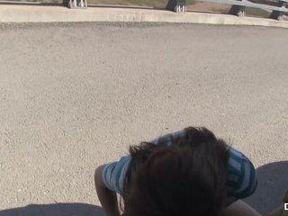 Chicas Loca – Jordanne follando en publico