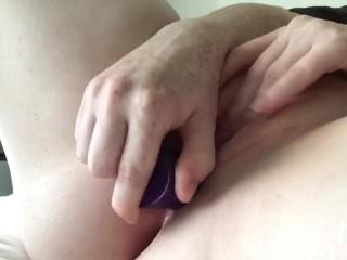 Dildo orgasm
