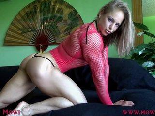 Monica Mowi 04 – Female Bodybuilder