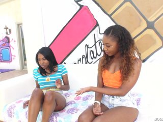Chanell Heart And Ashton Devine Deepthroated