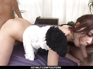 Yurika Miyachi, severe sex with  – More at Japanesemamas.com