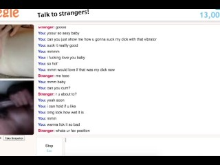 Omegle 1, #Blonde