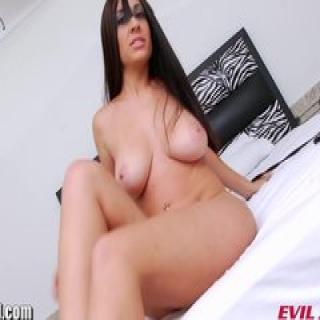 EvilAngel Eloa Lombard Ass Fucked by BBC