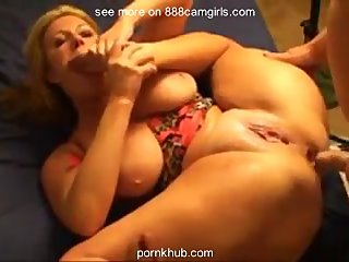 Blonde Squirting after Raw Anal Fucking