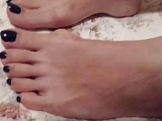 My sexy japanese wife feet