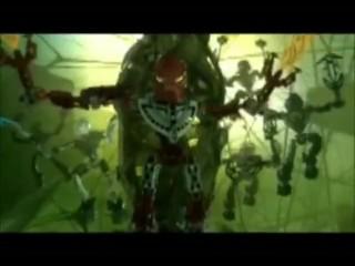 Bionicle music video