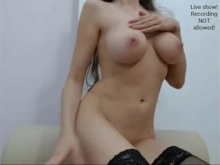 Katrina Jade's Hot Pussy Creampied