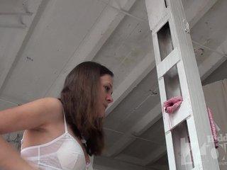 Peeping at girls in the locker room hz spy 99