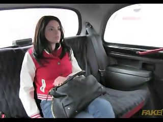 Ava Dalush Fake Taxi – 2 (GH)