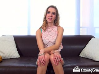 CastingCouch-X – Watch Rachel James first porn audition