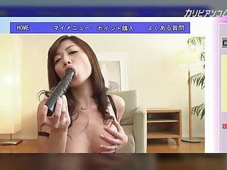His Wife Is A Chat Lady Kanna Kitayama – CARIBBEANCOM