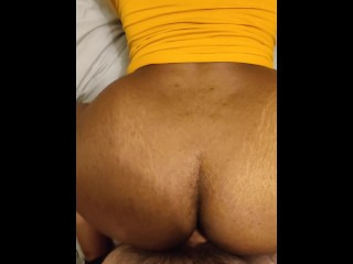 Big Booty Back Shots with Teen! Full Video on Onlyfans @CreamyBrownGirl