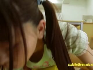 Atomi Shuri Asada Yuuri And Pals Get Creampies In The Library Very Petite