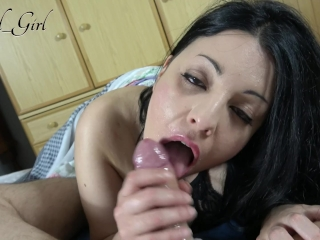 Dead_Girl – Sweet Baby Wakes Up With The Desire To Suck Cock