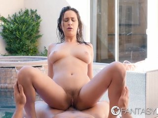 FantasyHD – Hot chicks love cock in there ass
