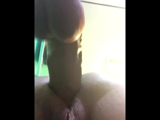 Anal Gape from Machine Fuck
