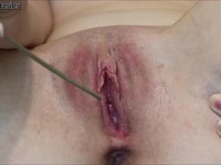 Fucking My Piss Hole Til I Cum! (female sounding) (teaser)