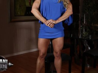 Jill Rudison 01 – Female Bodybuilder