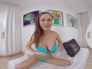 VIRTUAL TABOO – Naughty Tina with Perfect Natural Tits